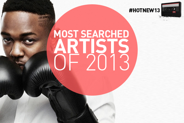 Most Searched HNHH Hottest 2013