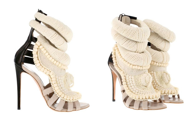210627a8ecd8 Kanye West Designs Women s High-Heels With Giuseppe Zanotti